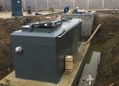 養豬廢水安裝調試